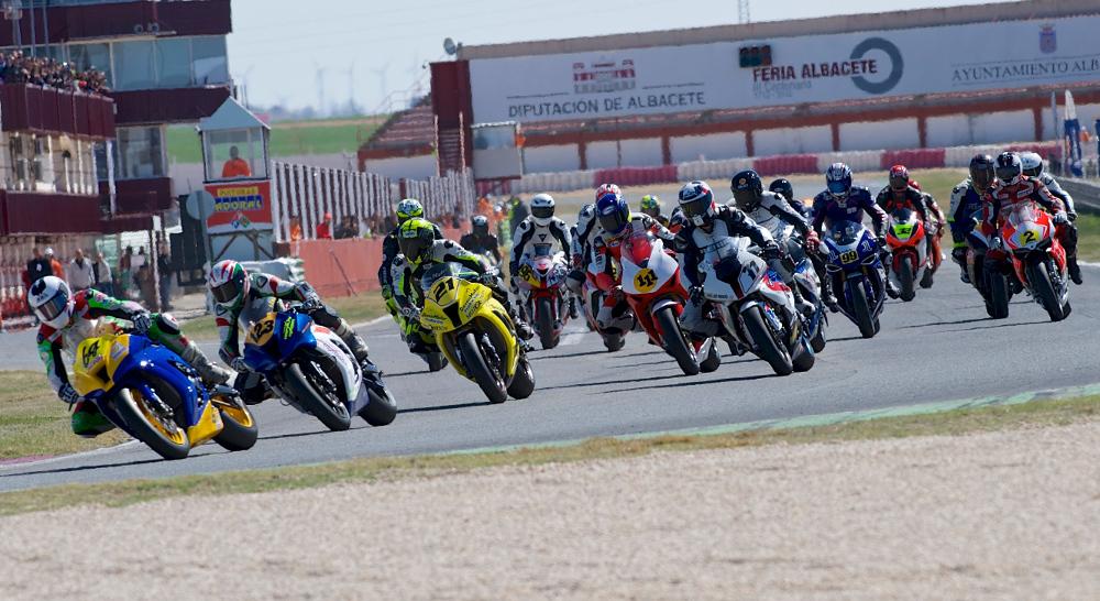 Carrera Extreme en el Circuito de Albacete (Foto: Circuito)