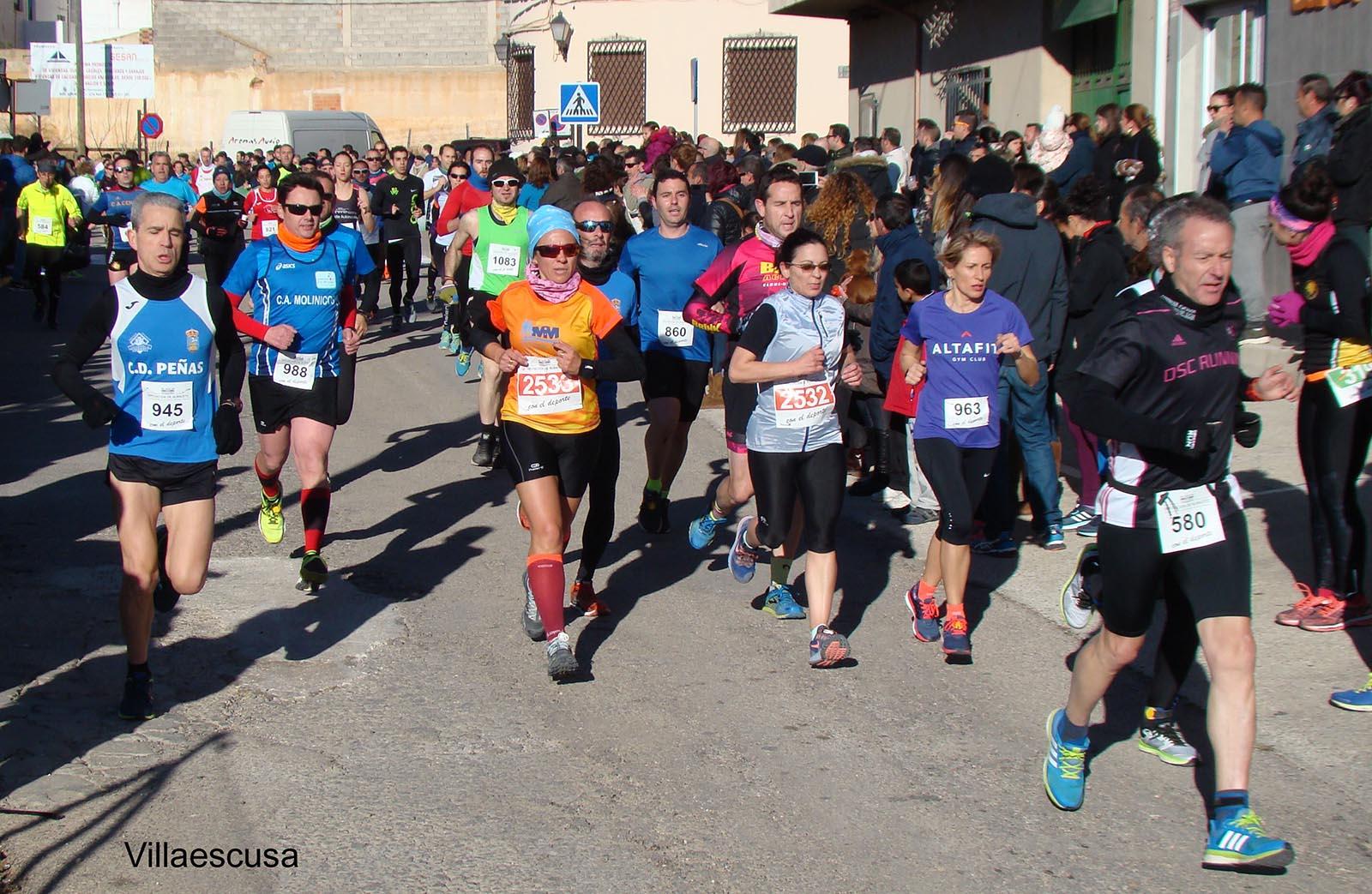 XIX Carrera Popular de Elche de la Sierra 2018