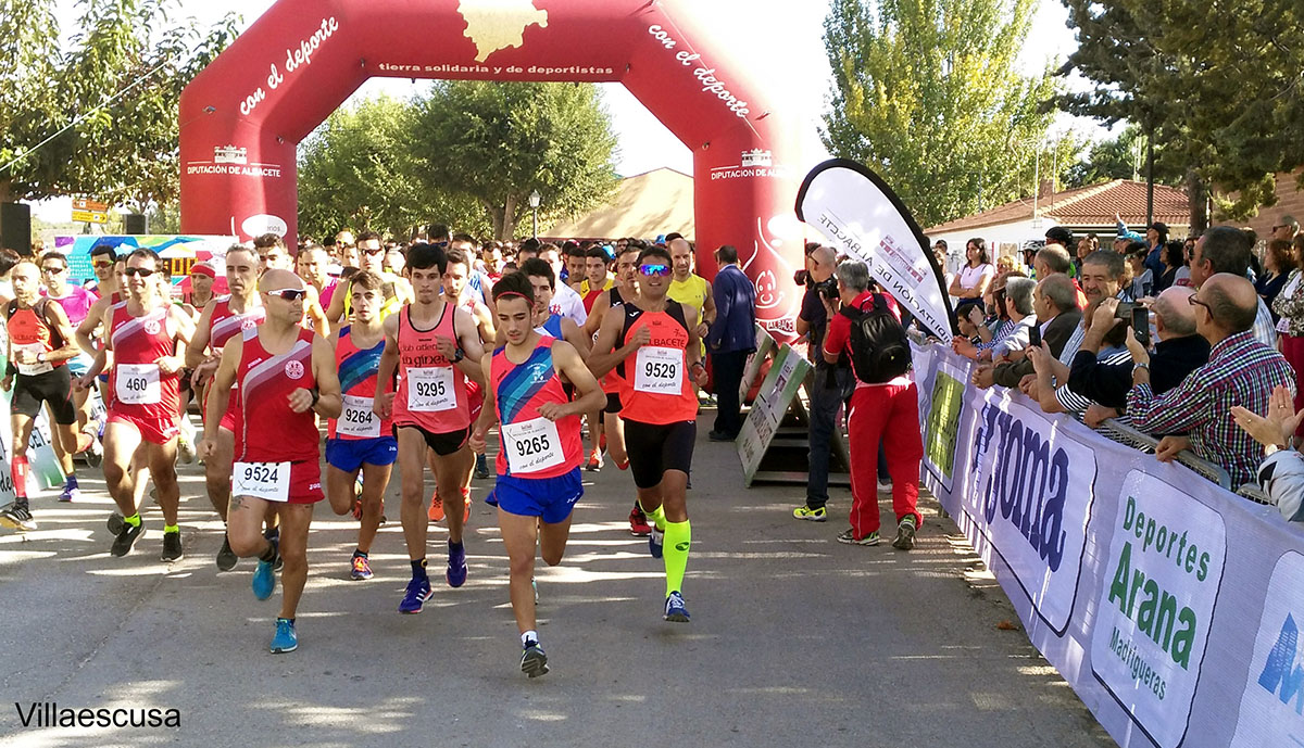 X Carrera Popular de Hoya Gonzalo