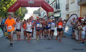 Carrera Popular de Mahora 2018