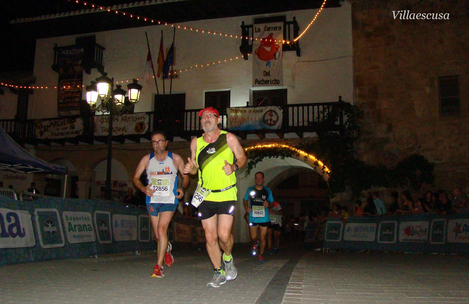 Carrera Popular de Tarazona de La Mancha 2018