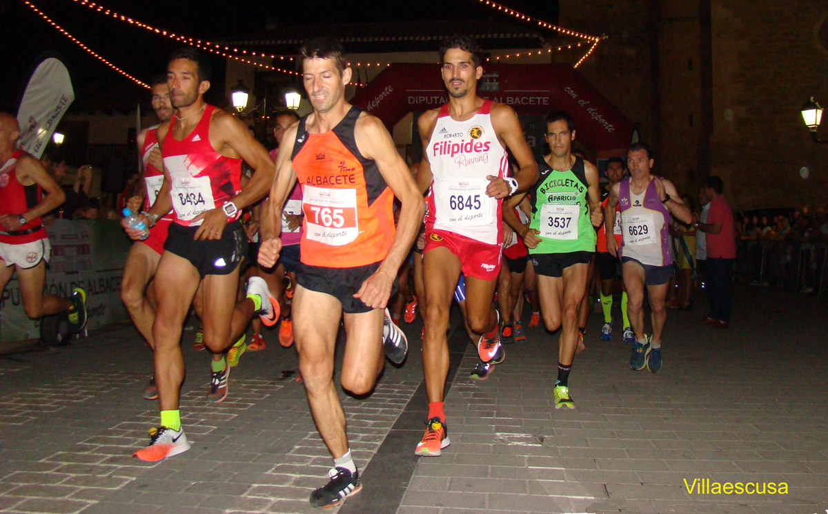 Carrera Popular de Tarazona de La Mancha