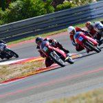 Carrera de Clásicas en el Campeonato Interautonómico de Velocidad