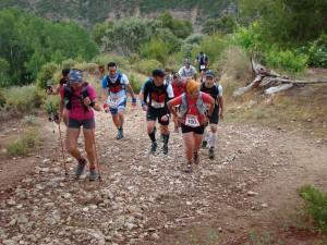 Carrera de Trail (Foto: Paco Villaescusa)