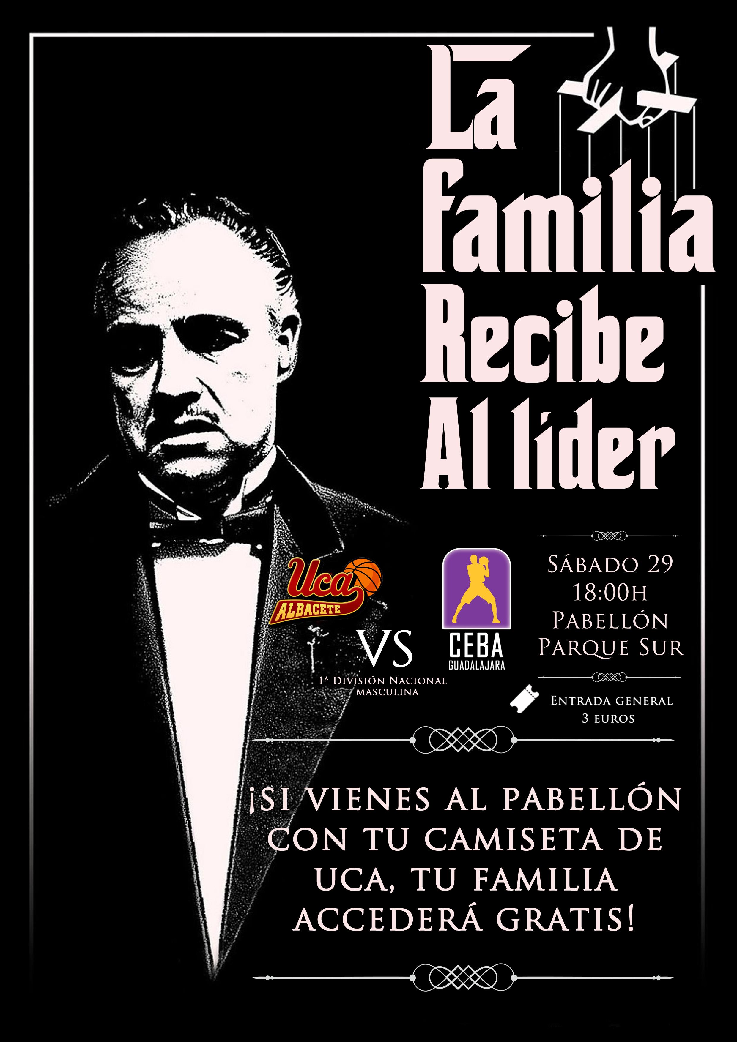 Cartel CB UCA - CEBA Guadalajara