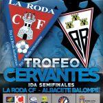Cartel Copa Cervantes