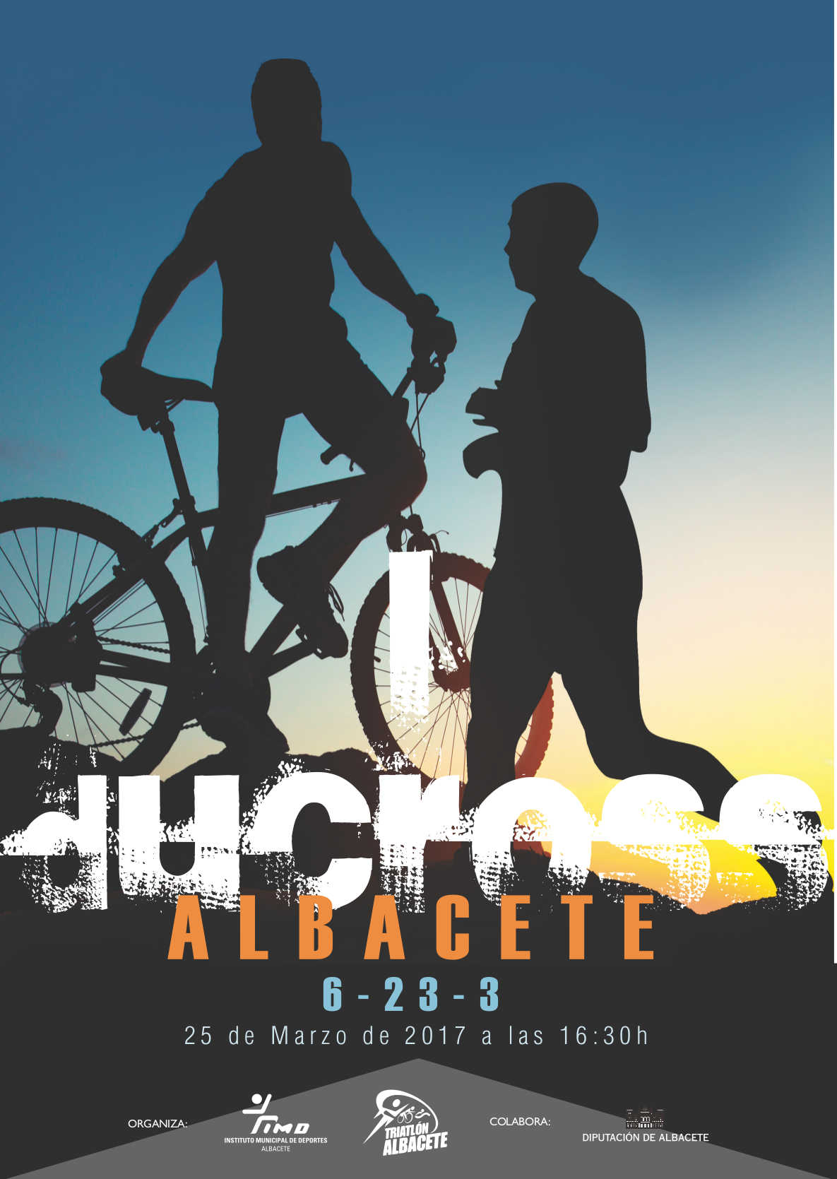 Cartel Ducross Albacete