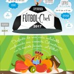 Cartel Fútbol Chef 2017