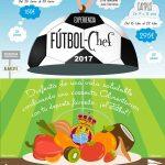 Cartel Fútbol Chef 2017