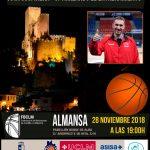 Cartel Jota Cuspinera en Almansa