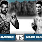 Cartel Salmerón vs Dass