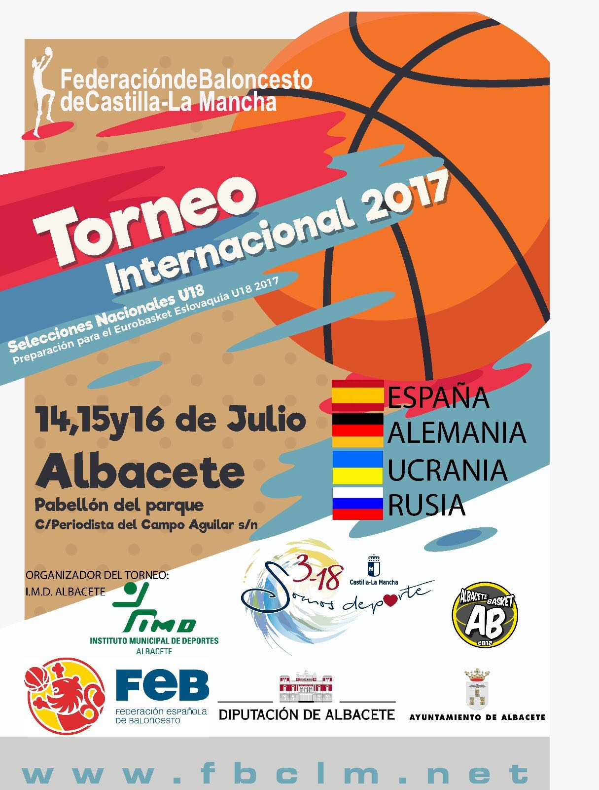 Cartel Torneo Internacional
