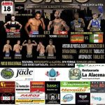 Cartel Velada de Boxeo en Albacete