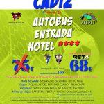 Cartel Viaje a Cádiz