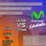 Cartel del III Trofeo Feria ACB