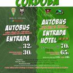 Cartel viaje a Córdoba