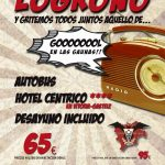 Cartel viaje a Logroño