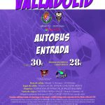 Cartel viaje a Valladolid