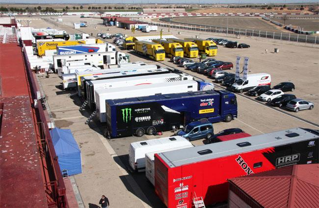 Imagen general del Circuito de Albacete