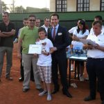 Clausura de las Escuelas de Tenis