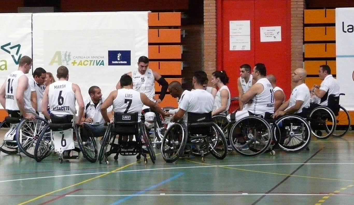 Club BSR Amiab Albacete