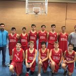 Club Baloncesto EBA infantil regional