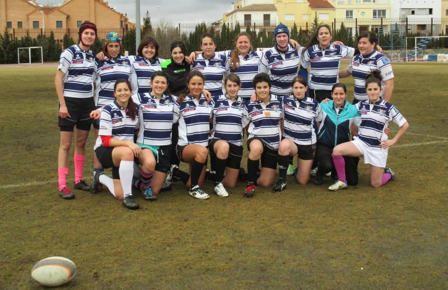 Club Rugby Albacete Femenino - Cuder Murcia (Foto: Club Rugby Albacete)