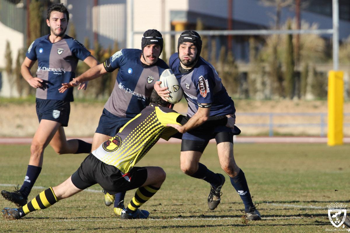 Club Rugby Albacete - ITV Vega Baja Orihuela