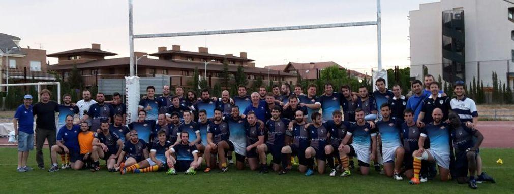 Club Rugby Albacete - Santboiana