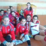 Club Voleibol Albacete infantil regional