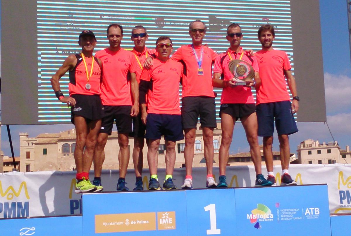 Club de Atletismo Albacete-Diputación en Mallorca