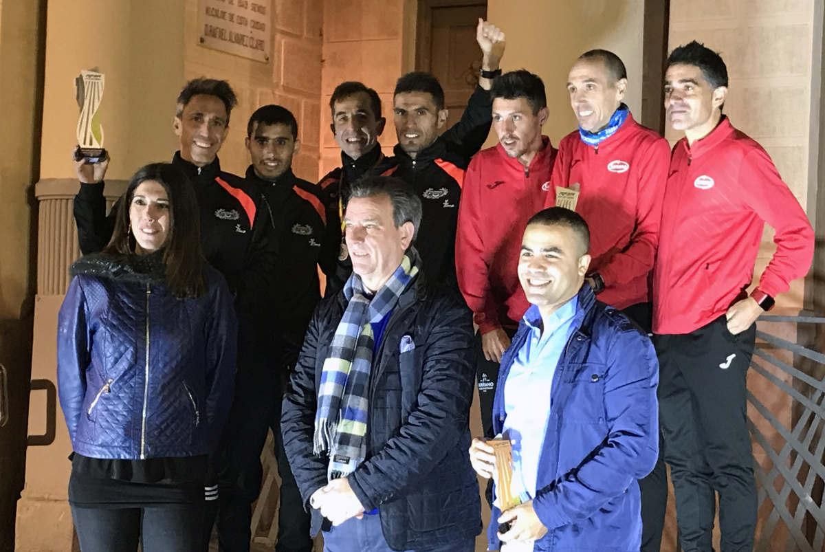 Club de Atletismo Albacete-Diputación, subcampeón de España