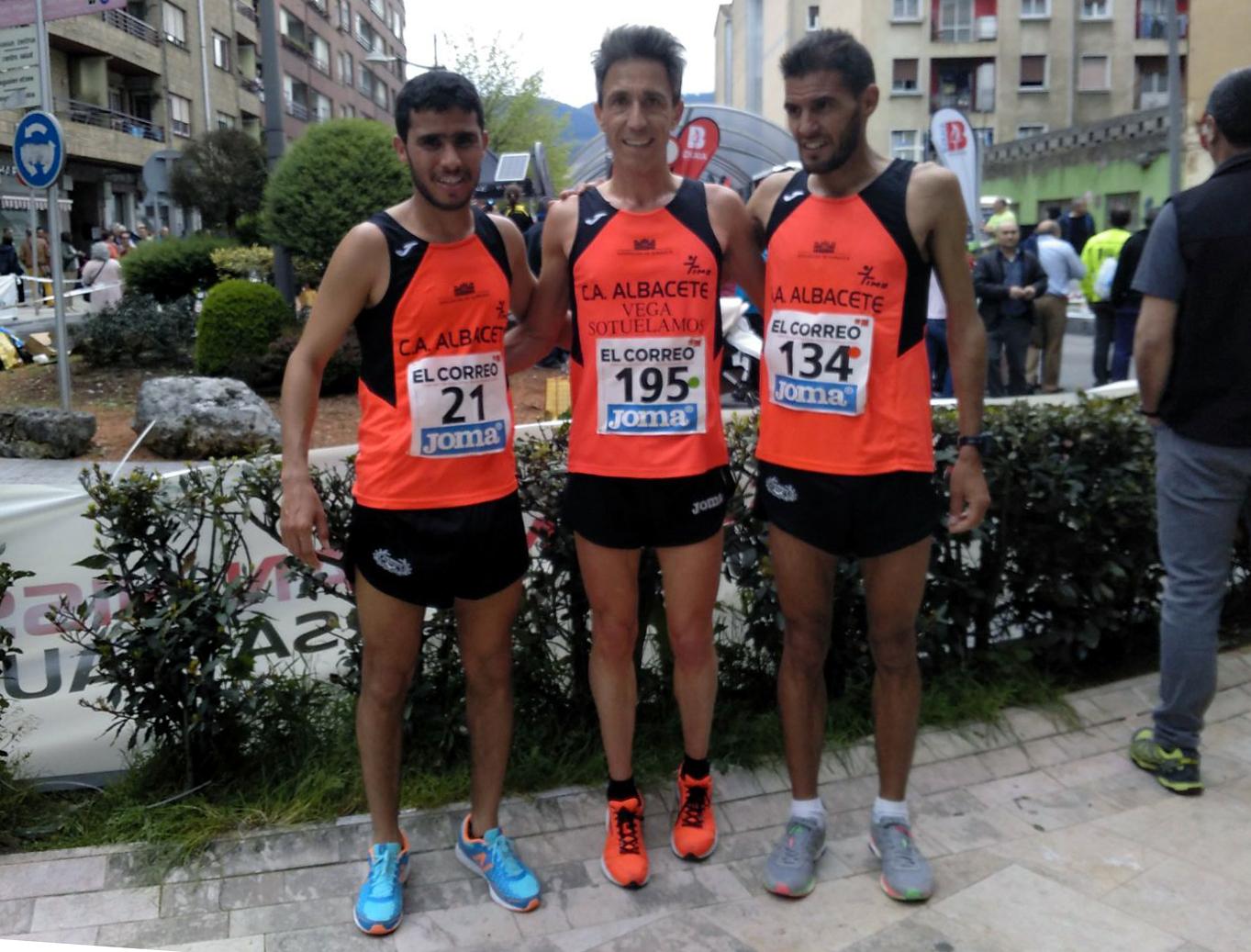 Club de Atletismo Albacete-Diputación