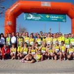Club de Atletismo El Pinar de Villarrobledo (Foto: Paco Villaescusa)