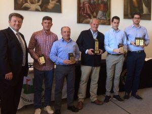 Club de Golf El Bonillo, campeón Interclubes