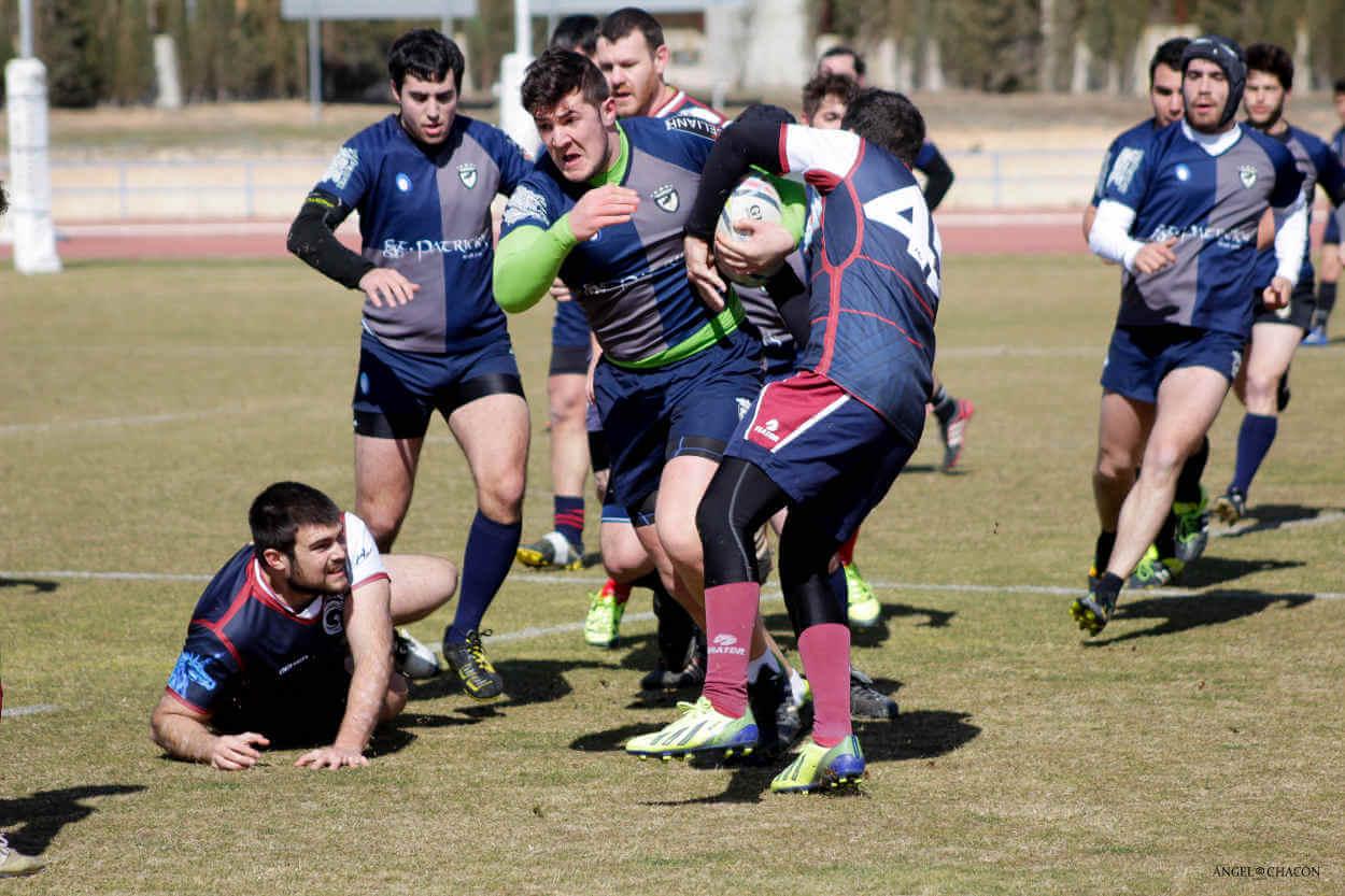 Club de Rugby Albacete - CRU Cartagena