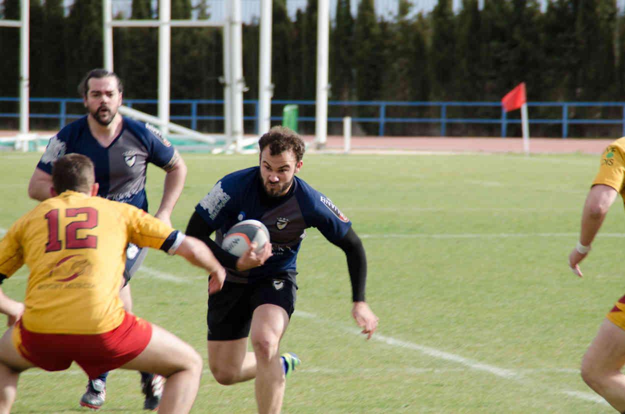 Club de Rugby Albacete - Murcia XV Rugby en la Copa
