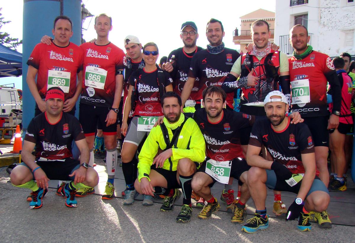 Club de Trail de Bogarra