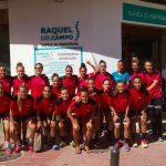 Concentración del Fundación Nexus Albacete en Almansa