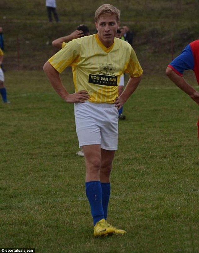 Wilton Connor (Foto: Dailymail.co.uk)