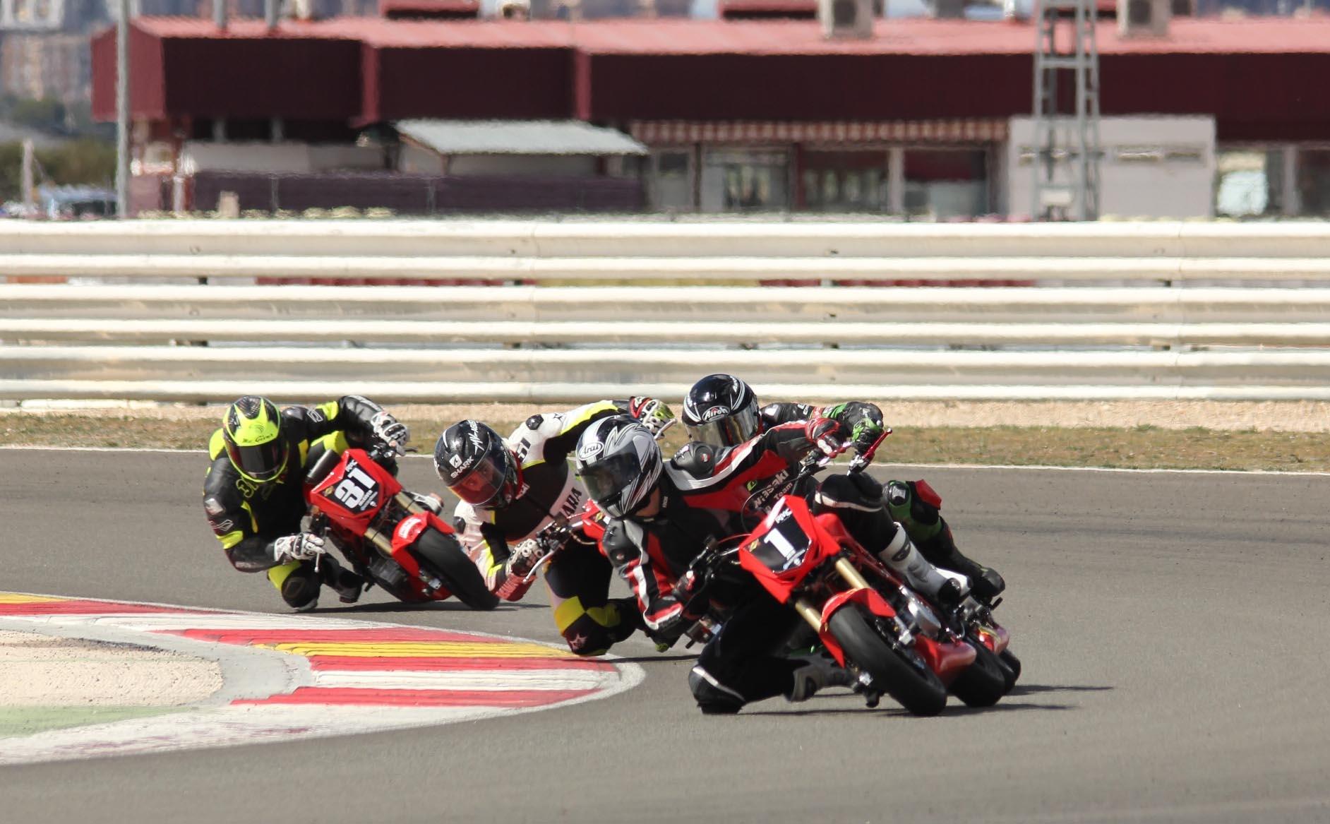 Copa RAV en el Circuito de Albacete