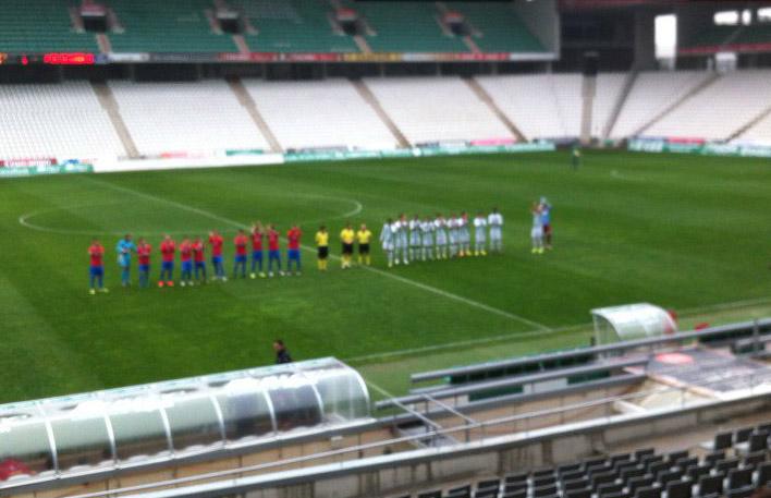 Córdoba B - La Roda CF