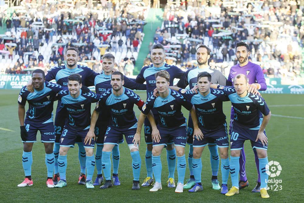 Córdoba CF - Albacete Balompié