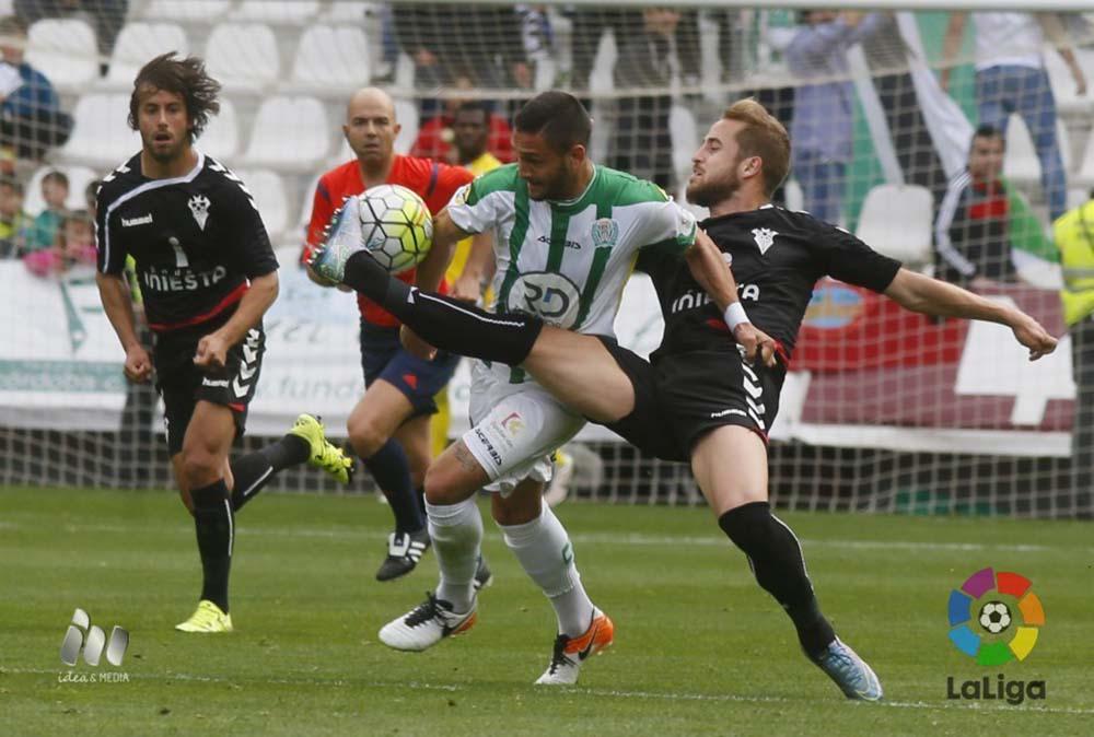 Córdoba CF - Albacete Balompié (Foto LFP)