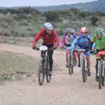 Corredores durante la prueba BTT de Albacete (Foto: Prodepor)