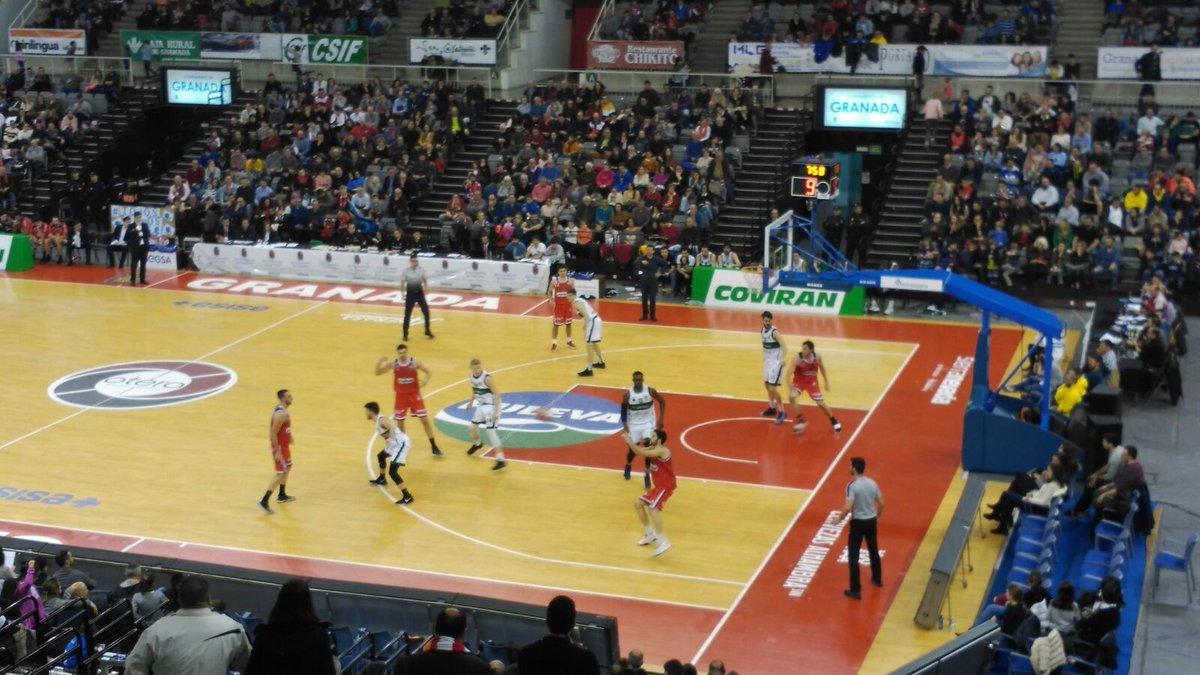 Covirán Granada - Arcos Albacete Basket