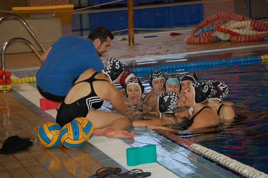 Waterpolo Albacete Femenino (Foto: Waterpolo Albacete)
