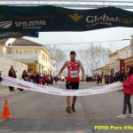 David Castro, ganador en Barrax (Foto: Paco Villaescusa)