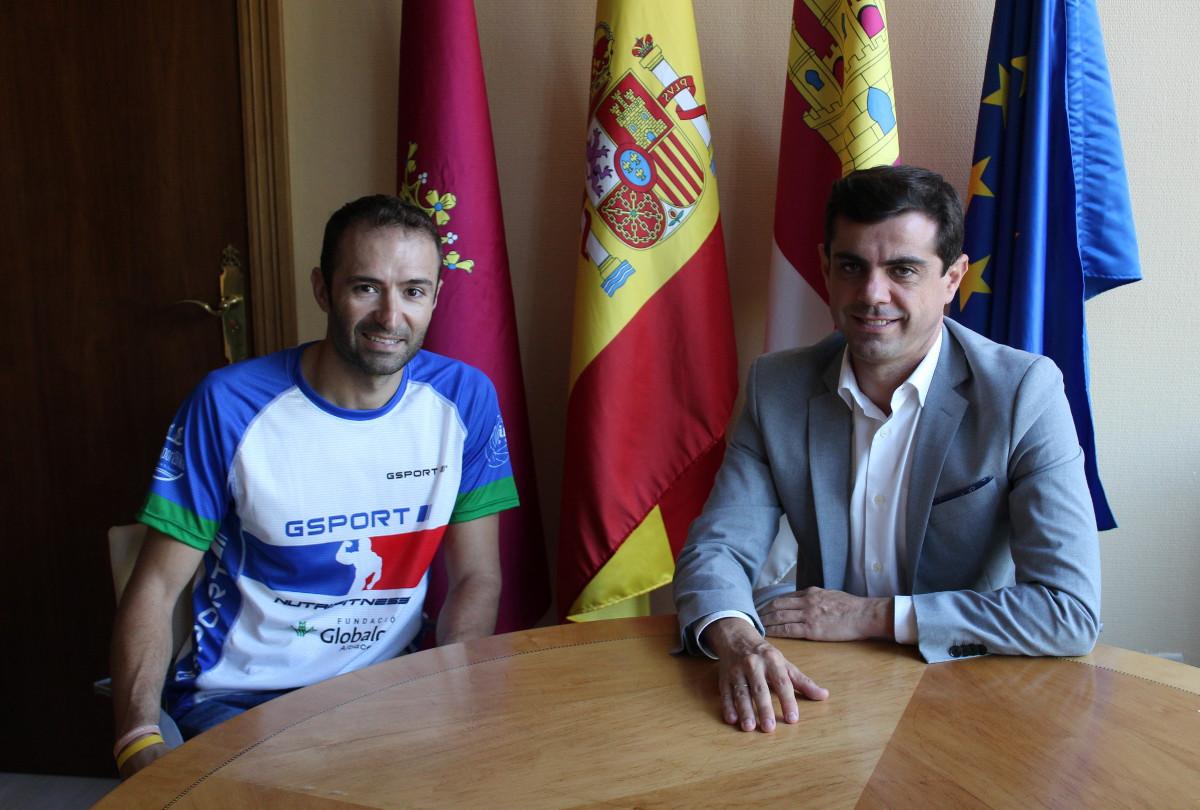 David Corredor y Javier Cuenca