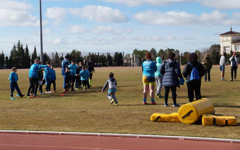 Día del Amigo de la Escuela de Rugby Albacete